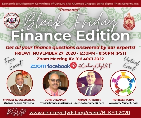 Black Friday Finance - 11.27